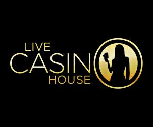 ライブカジノハウスのバナー