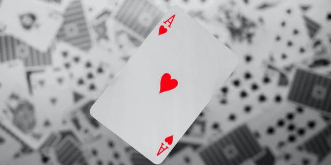 カジノゲームのバカラ