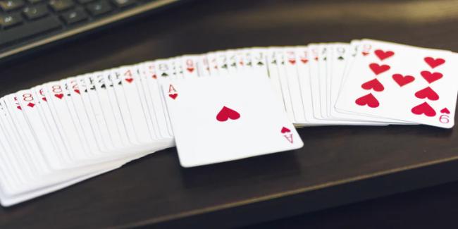 ポーカーのプレイイメージ