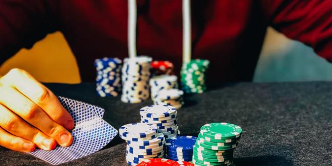 ポーカーのプレイヤー