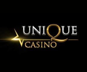 ユニークカジノのバナー