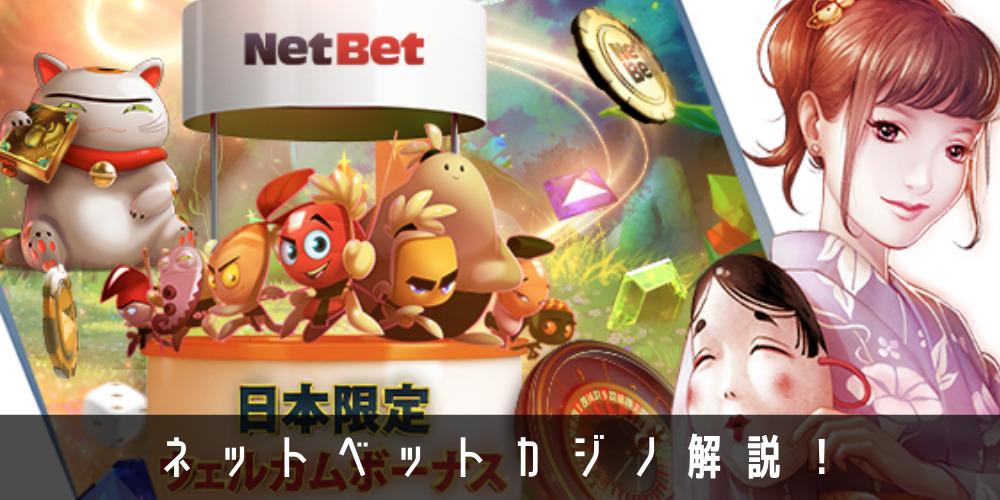 ネットベットカジノの解説