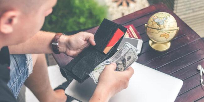 オンラインカジノの換金イメージ