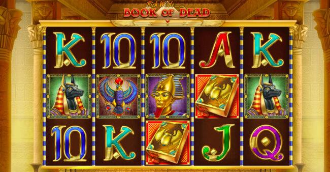 ブック・オブ・デッド(Book of Dead)